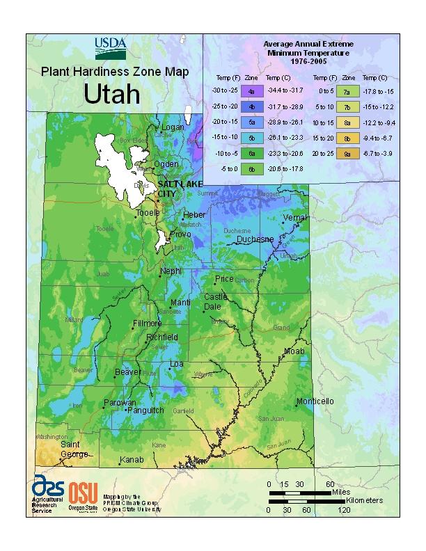 UT zone map